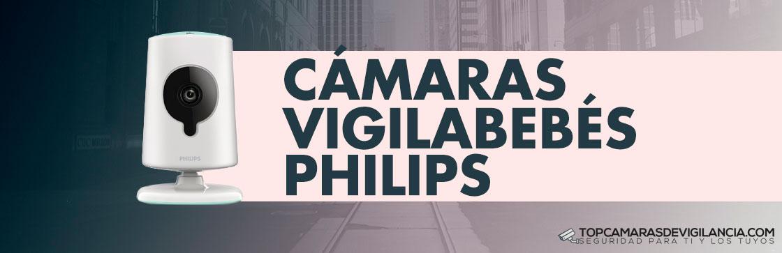Cámaras Vigilabebés Philips