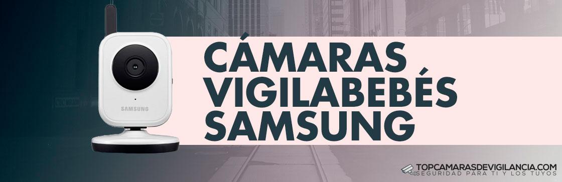 Cámaras Vigilabebés Samsung