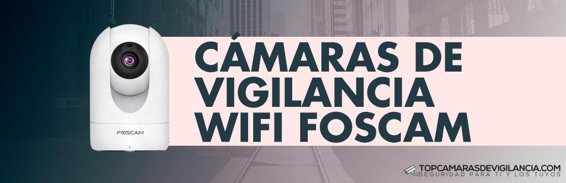 Mejores Cámaras Vigilancia Wifi Foscam
